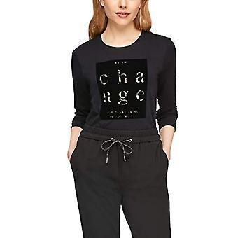 s.Oliver 120.10.101.12.130.2059021 T-Shirt, 99d1, 52 Donna