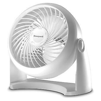 White Honeywell Turbo Fan Wall Mountable 3 Speed Home Office Desk Fan UK Plug