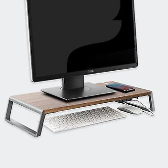 Универсальный металлические ноги монитор Стенд Ноутбук Riser Ноутбук Стенд