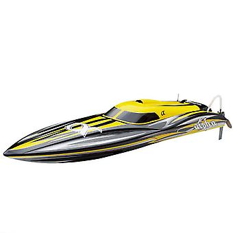ג'וסיווי אלפא ללא מברשות צהוב ארטר מירוץ סירה W / Obatt / Chrgr