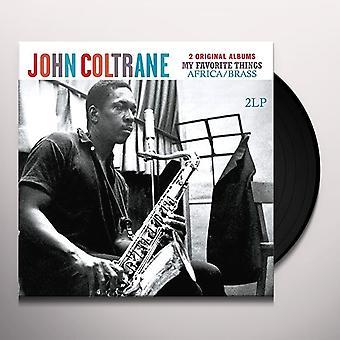 John Coltrane - Mina favoritsaker / Africa Brass Vinyl