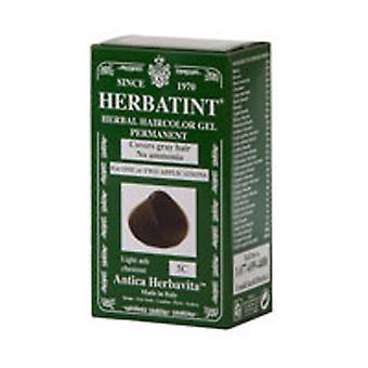 Herbatint Herbatint Permanent Light Ash Chestnut (5c), 4.56 Oz