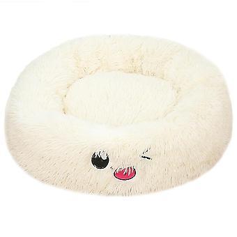 Round emoji winter warm pet nest