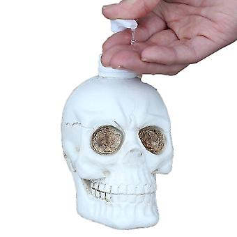 Kull Shape skummende flaske flydende sæbe aftapning Badeværelse Autentisk Kranium