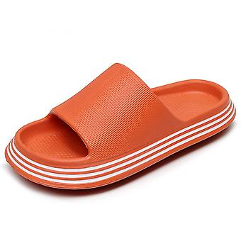 Pillow Slides Slippers Home Soft Thick Soled Sandals Anti Slip Quick Drying Shower Shoes