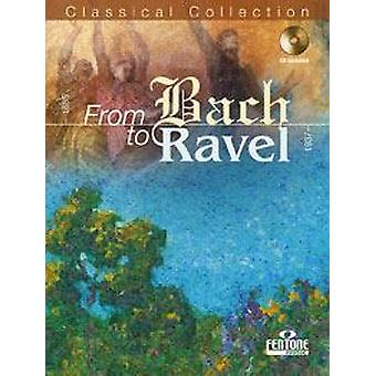 From Bach to Ravel Oboe, Book with CD, Fentone Music