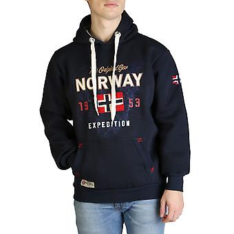 Geographical Norway - Sweatshirts Men Guitre100_man