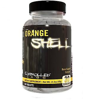 Orange Shell - 60 tablets