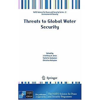Hot mot global vattensäkerhet av J.A. A. Jones - 9789048123360 Bo