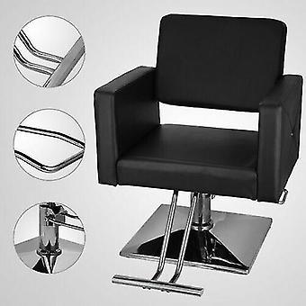 Klassisk hydraulisk frisör hårstyling skönhetssalong stol