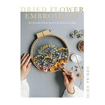 Dried Flower Embroidery