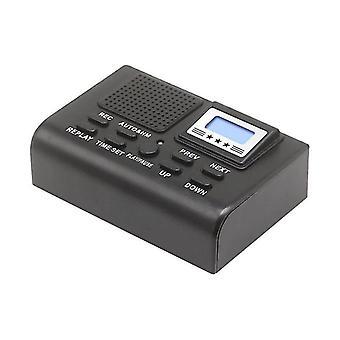 Voice recorders telephone recording box sd card landphone