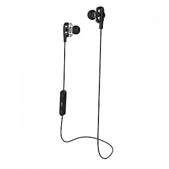 Bluetooth Headset With Microphone Coolbox Coo-aub-04dd Black