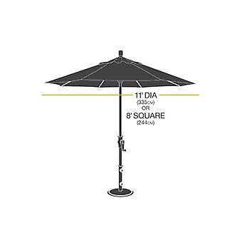 210d Oxford Fabric Patio Umbrella Omslag för utomhusparaplyer