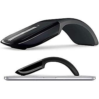 Mouse wireless cu USB Mini pliere mouse-ul 2.4GHz optic Touch Receiver pentru PC Laptop Macbook