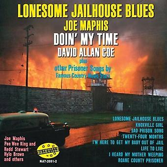 Lonesome Jailhouse Blues - Lonesome Jailhouse Blues [CD] USA import