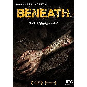 Beneath [DVD] USA import