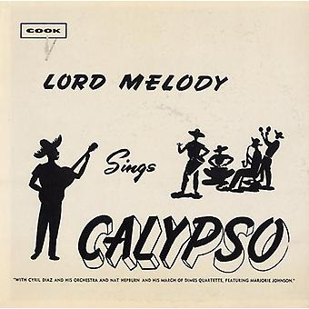 Lord Melody - Lord Melody Sings Calypso [CD] USA import