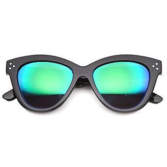Cat damskie okulary przeciwsłoneczne z UV400 chronione dublowany soczewek