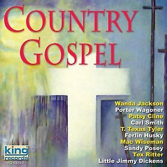 Country Gospel - Country Gospel [CD] USA import