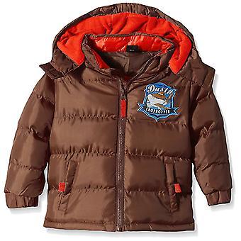 Disney Planes Boys Hooded Winter Jacket