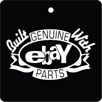 Gebouwd met echte Ebay delen auto luchtverfrisser