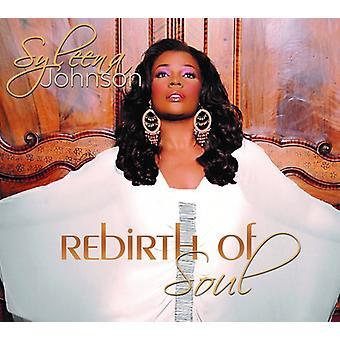 Syleena Johnson - importation des USA de la Renaissance de l'âme [CD]