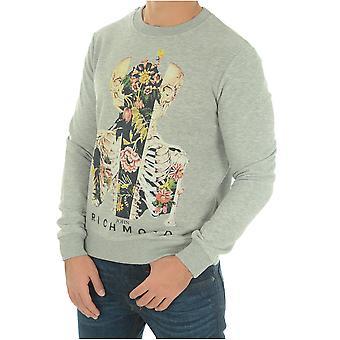 Sweatshirt cotton Printe Cumari - John Richmond