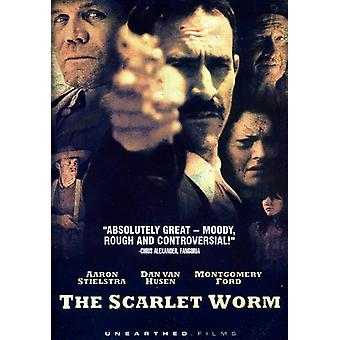 Scarlet Worm [DVD] USA import