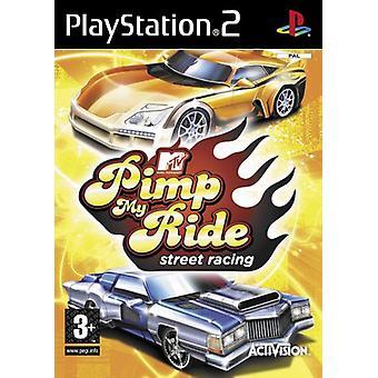 Pimp My Ride Euro Street Racing (PS2) - Nieuwe fabriek verzegeld