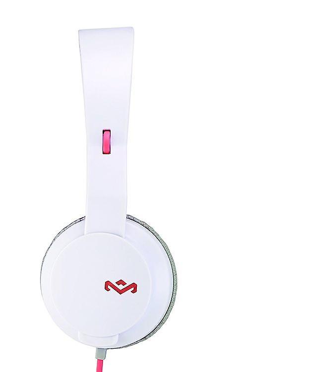 Marley EM-JH081-PK Roar HiFi headphones with 3.5 mm pink