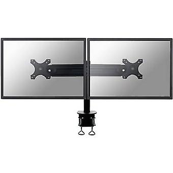 NewStar FPMA-D700D 2x Monitor desk mount 48,3 cm (19) - 76,2 cm (30) Height-adjustable, Tiltable, Swivelling, Swivelling
