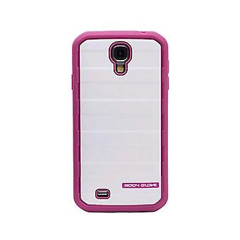 Body Glove Rise Case for Samsung Galaxy S4 (Raspberry/White Gold Glitter)