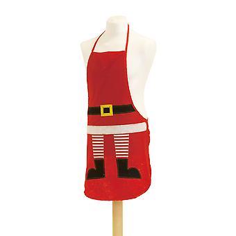 Festliche Produktionen Rot Weihnachten Kochen Küche Schürze Weihnachtsgeschenk