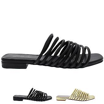 Naisten Vagabond Becky nahka Strappy muoti loma kesällä sandaalit