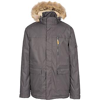 Overtredelse Mens Mount Bear vanntett vindtett polstret isolert jakke