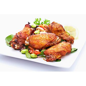 Country Range Frozen BBQ Chicken Wings