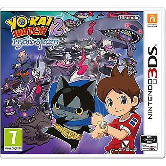 Yo-Kai Watch 2 Psychic Specters Nintendo 3DS Game