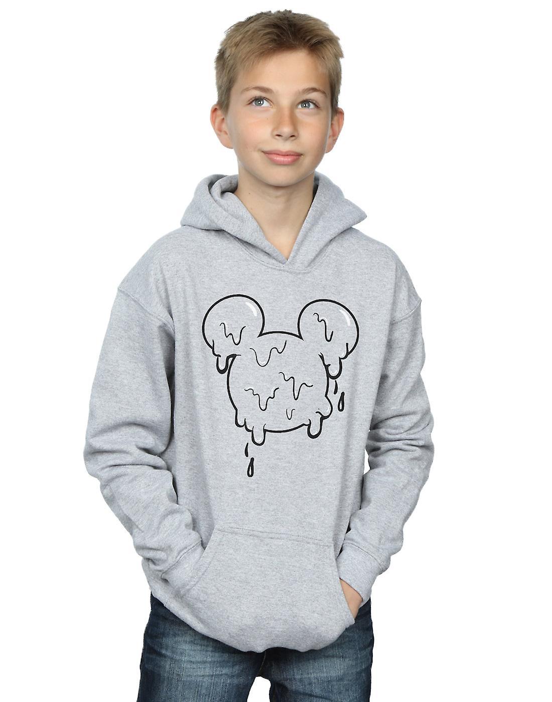 Disney Boys Mickey Mouse Ice Cream Head Hoodie