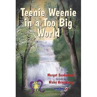 النقانق Teenie في عالم كبير جداً-قصة للأطفال خوفاً من (ن 1