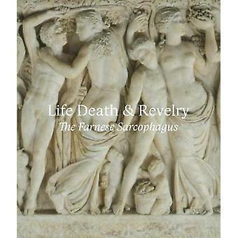 Life Death & Revelry - The Farnese Sarcophagus by Christina  Nielsen -