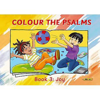 Kleur van de Psalmen - boek 3 - vreugde door Carine Mackenzie - 9781781913536 B