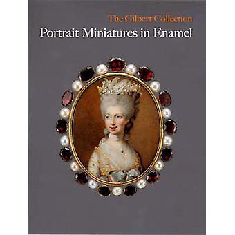 Portrait Miniatures in Enamel by Sarah Coffin - Bodo Hofstetter - 978