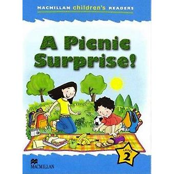 Macmillan Children es Leser - A Picknick-Überraschung - Stufe 2 von Amanda Ca
