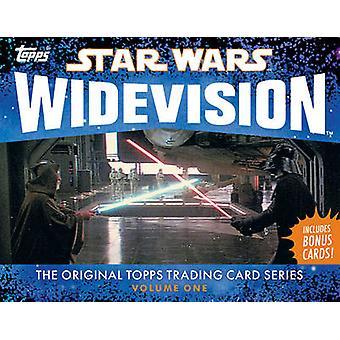 Star Wars Widevision - Topps Trading Card originalserien - volym
