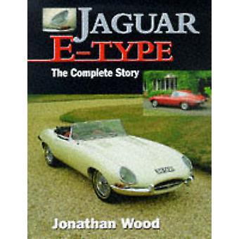 Jaguar E-Type - die komplette Story (Neuauflage) von Jonathan Wood - 97