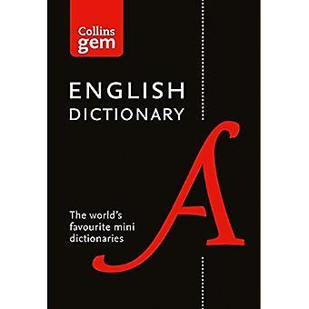 Collins Gem Diccionario Inglés (Collins Gem)