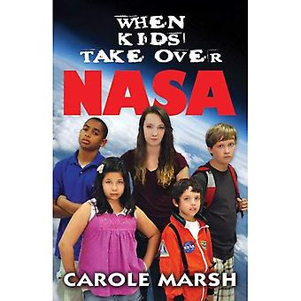 Quand les enfants prennent au fil de la NASA
