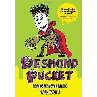 Desmond Pucket Makes Monster Magic (Amp! Comics for Kids)