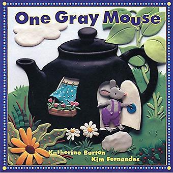 Een grijze muis